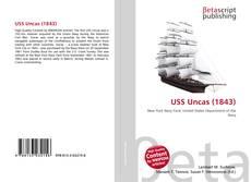 Bookcover of USS Uncas (1843)
