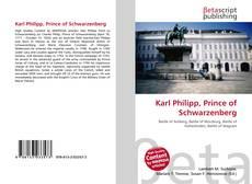 Karl Philipp, Prince of Schwarzenberg kitap kapağı