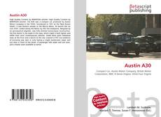 Bookcover of Austin A30