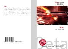 Bookcover of D3L