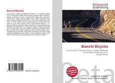 Capa do livro de Bianchi Bicycles