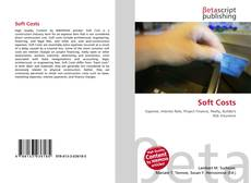 Bookcover of Soft Costs