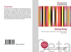 Wang Peng kitap kapağı