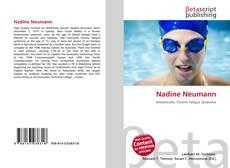 Copertina di Nadine Neumann
