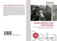 Capa do livro de Charles Melchior Artus de Bonchamps