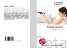 Обложка Nadine Salameh