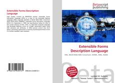 Capa do livro de Extensible Forms Description Language