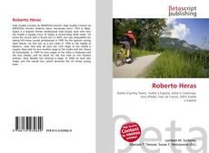Bookcover of Roberto Heras