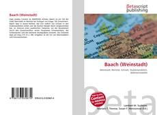 Bookcover of Baach (Weinstadt)