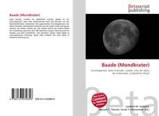 Couverture de Baade (Mondkrater)