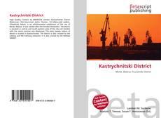 Bookcover of Kastrychnitski District