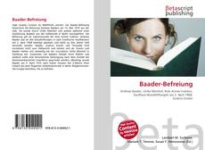 Buchcover von Baader-Befreiung