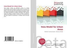 Bookcover of Hata Model for Urban Areas