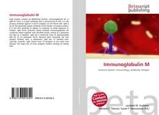 Copertina di Immunoglobulin M
