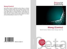 Bookcover of Wong (Comics)