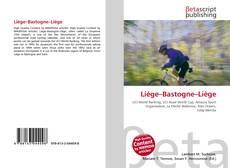 Copertina di Liège–Bastogne–Liège