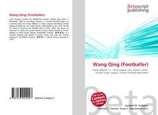 Bookcover of Wang Qing (Footballer)