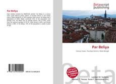 Bookcover of Par Beliya