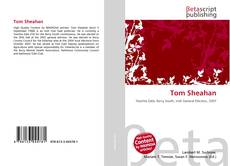 Buchcover von Tom Sheahan