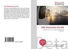 Couverture de USS Vincennes (CL-64)