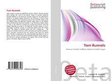 Tom Runnels kitap kapağı