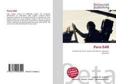 Para-SAR kitap kapağı
