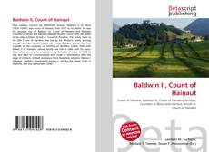 Couverture de Baldwin II, Count of Hainaut