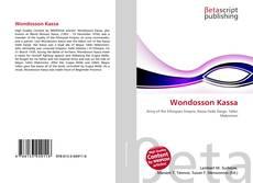 Wondosson Kassa kitap kapağı