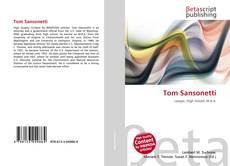 Bookcover of Tom Sansonetti