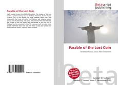 Bookcover of Parable of the Lost Coin