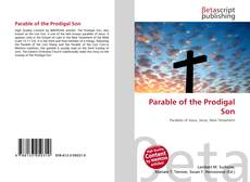 Bookcover of Parable of the Prodigal Son