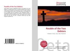 Couverture de Parable of the Two Debtors