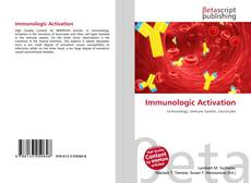 Bookcover of Immunologic Activation