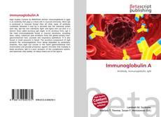 Immunoglobulin A的封面