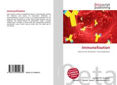 Bookcover of Immunofixation