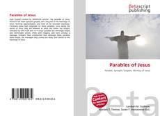 Обложка Parables of Jesus