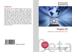 Bookcover of Project 25