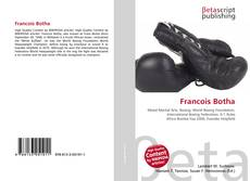 Bookcover of Francois Botha