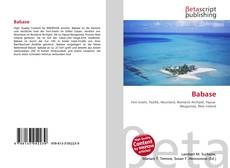 Bookcover of Babase