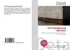 Capa do livro de USS Vogelgesang (DD-862)