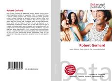 Buchcover von Robert Gerhard