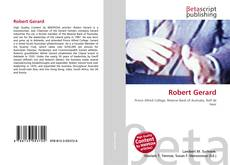 Couverture de Robert Gerard