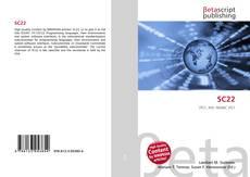 Capa do livro de SC22