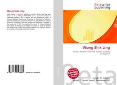 Bookcover of Wong Shik Ling