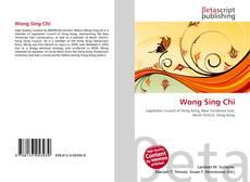 Couverture de Wong Sing Chi