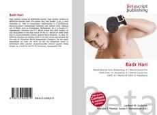 Bookcover of Badr Hari