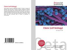 Clone (cell biology)的封面