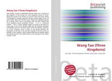 Portada del libro de Wang Tao (Three Kingdoms)