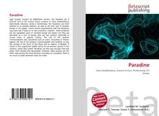 Bookcover of Paradine