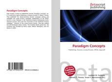 Capa do livro de Paradigm Concepts